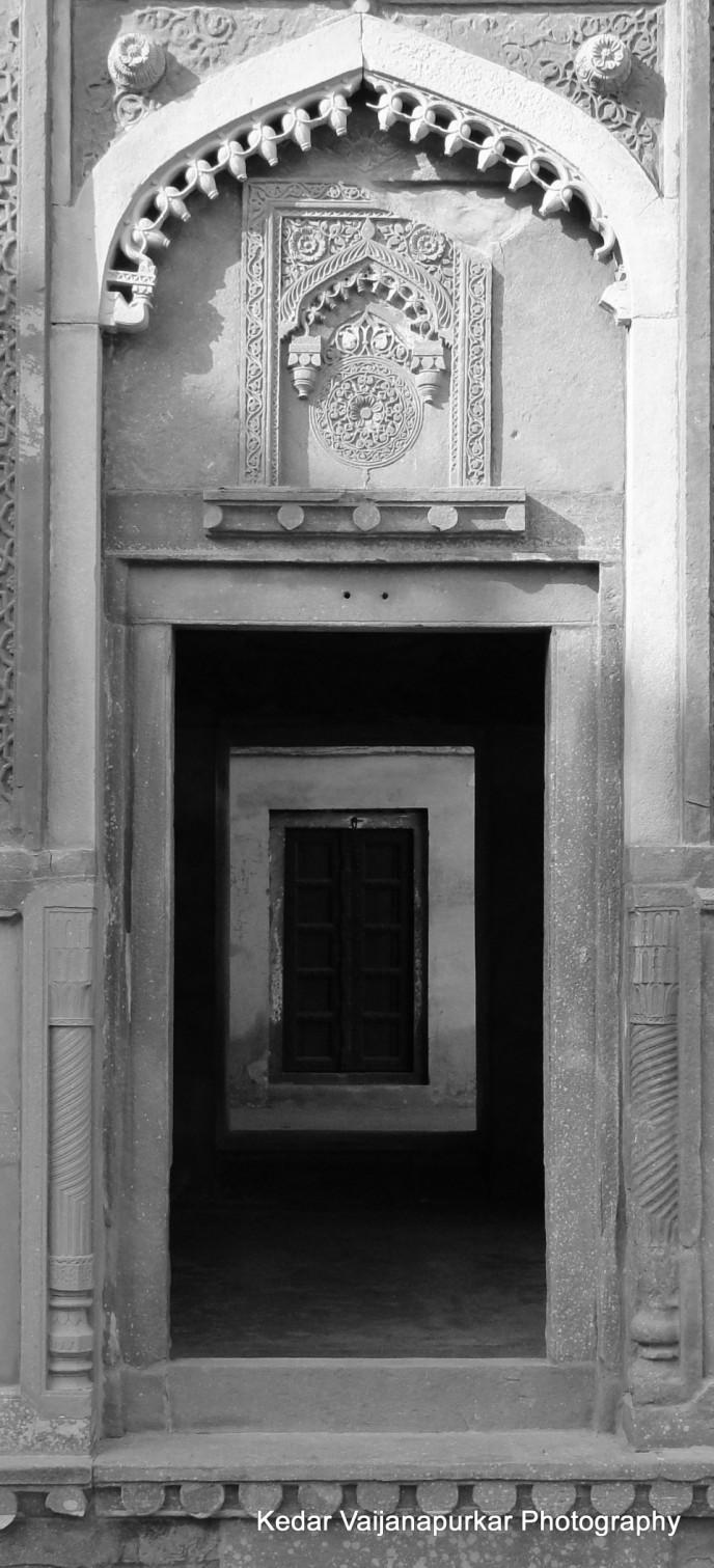 It's not your fate, it's the door u choose!