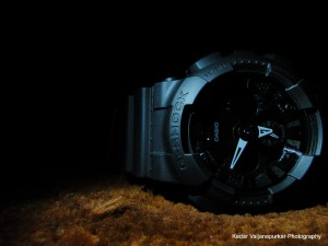 Casio G-Shock - Watch Photography